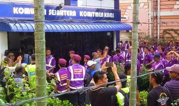 Anggota PPS Pulau Pinang