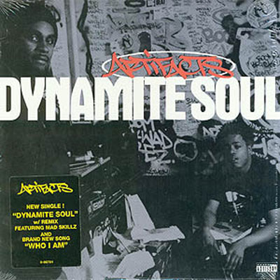 Artifacts – Dynamite Soul / Who I Am (VLS) (1995) (192 kbps)