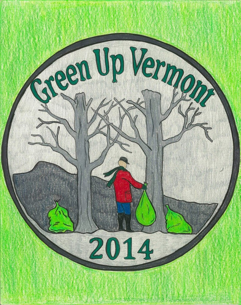 Green Up Day ----May 3, 2014