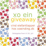 Give-away hos Xo Ein Ding