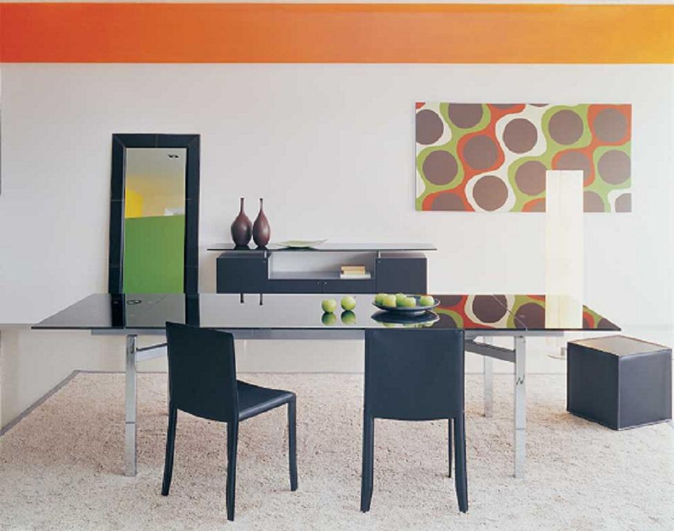 43 modernos y elegantes decoraci n comedores 2013 - Comedores modernos y elegantes ...
