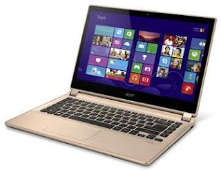 Acer Aspire V Series Ultrabook Dengan Layar Sentuh
