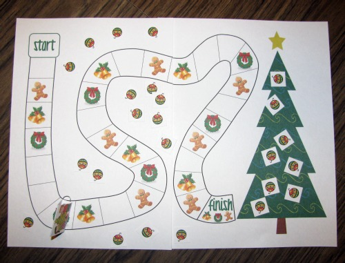 decorate the tree cooperative christmas game