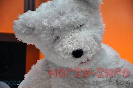 Fujitsu Teddy Bear Robot adalah sebuah robot berbentuk seekor beruang