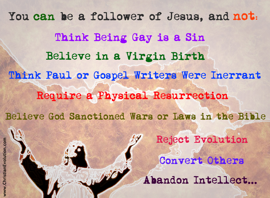 Am I a Christian Follower of Jesus?