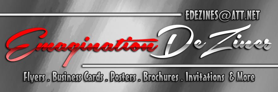 Emagination DeZines by. Evan Bacon