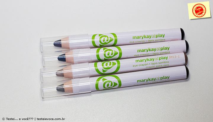 Lápis Sombra At Play - Mary Kay
