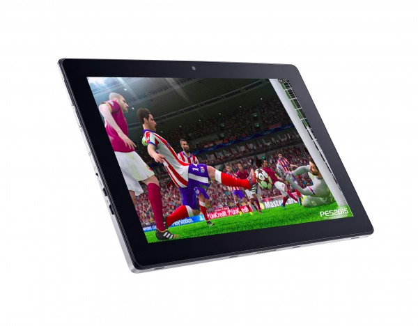 Acer One 10 Tablet Mode