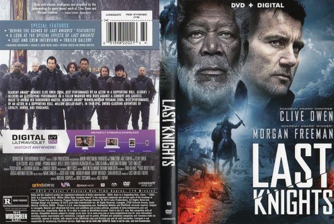 The Last Knights – Latino