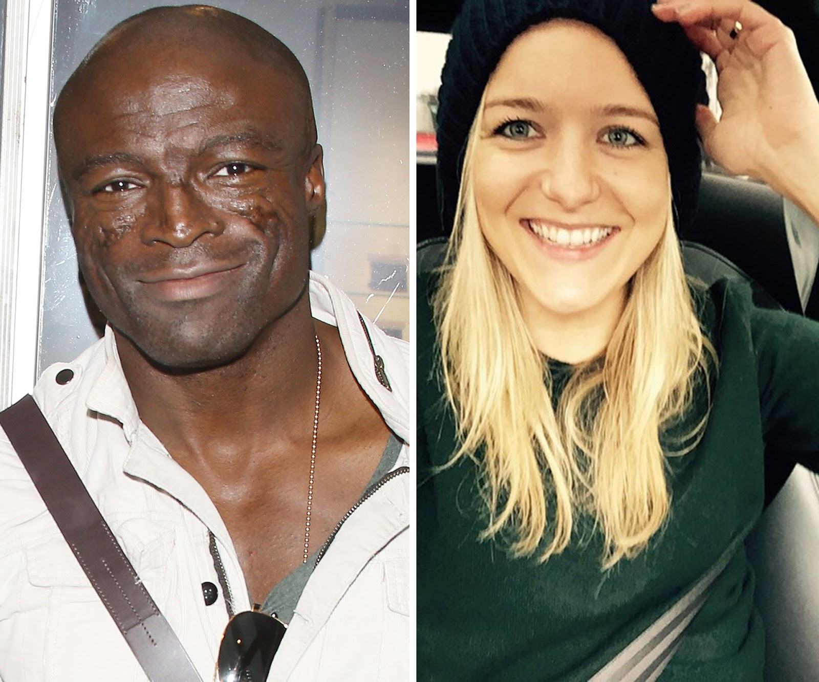 who is seal the singer dating taylor