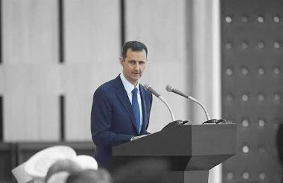 Al Assad Copolitica