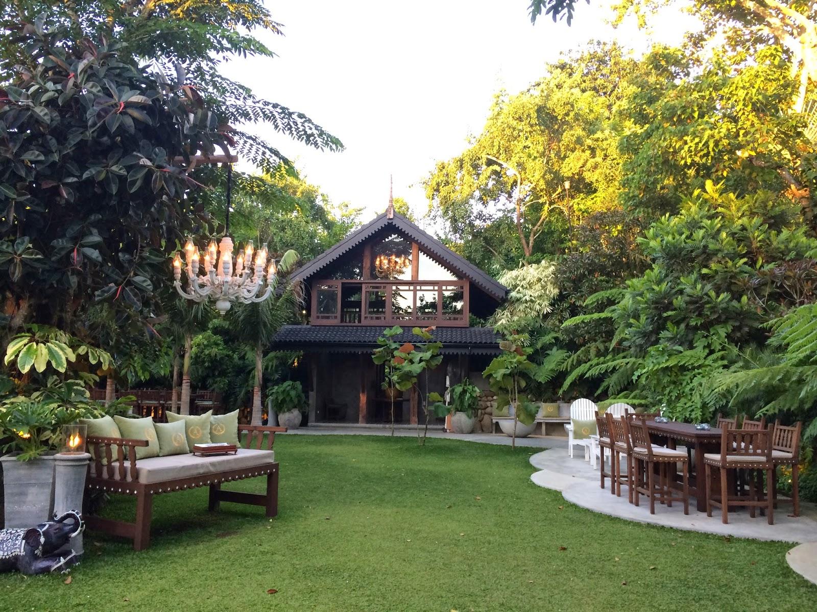Grandeur Traveler The Lanai Lounge At Antonio 39 S Tagaytay