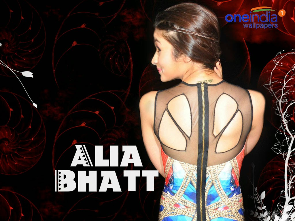 Alia Bhatt Hot Pataka girl in Bollywood HD Wallpapers