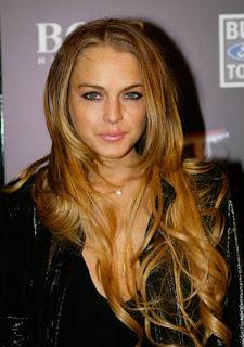 2011 Lindsay Lohan Blonde Hairstyle, lindsay lohan hairstyles, lindsay lohan sextape id=