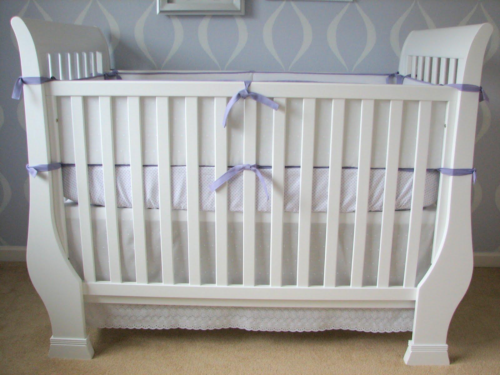 Baby crib gertie - Baby Girl S Nursery Crib Bedding