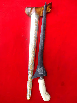 keris pamor nur