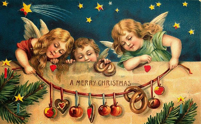 Un Natale tra gli Angeli..