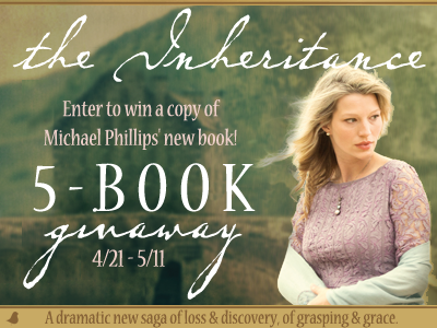 The Inheritance Giveaway!