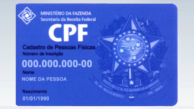 FAÇA AGORA O SEU CPF ONLINE
