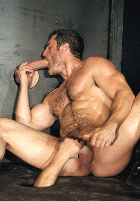 Colton ford glory hole