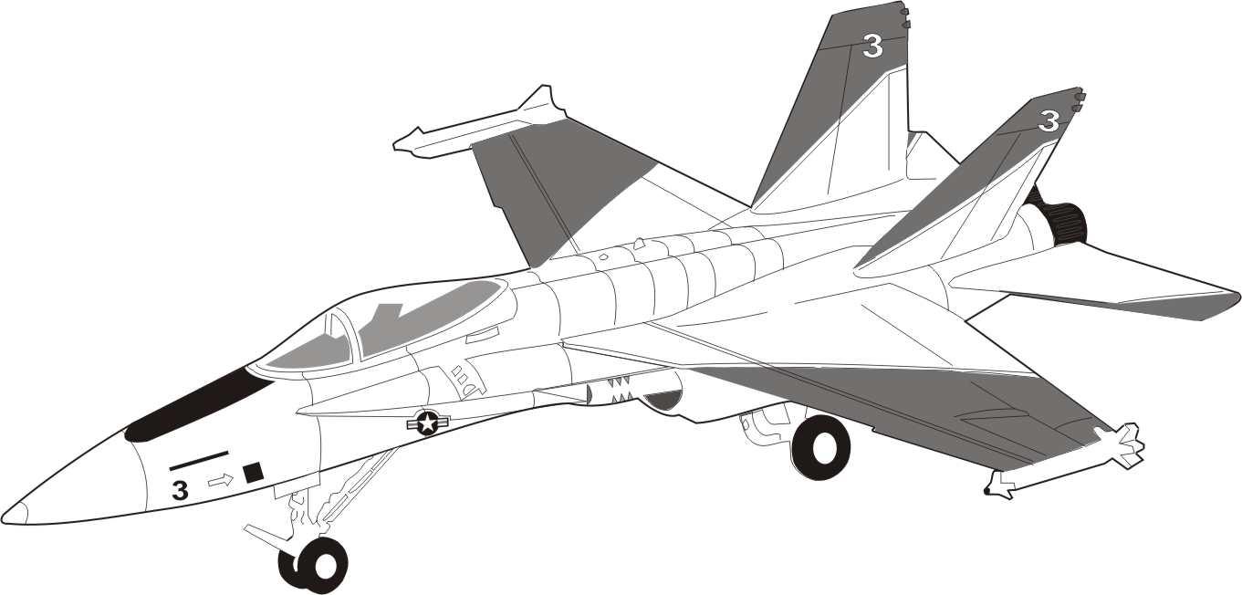 Descarga y colorea tu avión cada FX - Foto Montajes de Famosos ...
