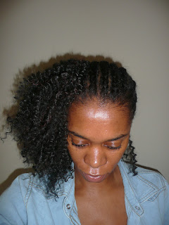 Crochet Braids No Latch Hook : Crochet / Latch Hook Braids: My 2nd Attempt...! Simply Into My HAIR