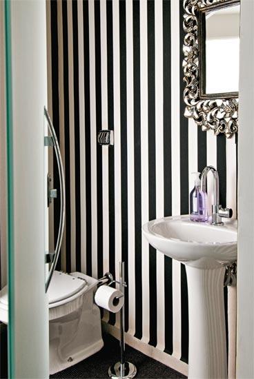 decoracao lavabos banheiros:Fonte: http://casamenteiras.com.br/tag/lavabos/