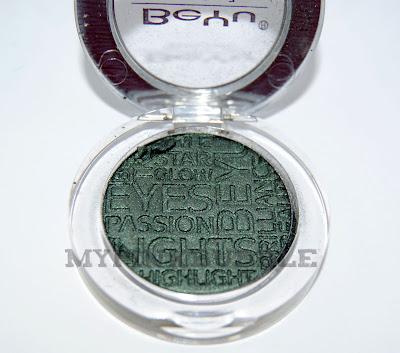 Beyu sombra verde
