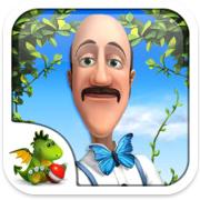 Gardenscapes HD (Premium) - สร้างสวนสวยด้วยการเปิดบ้าน [Free iPad Game]