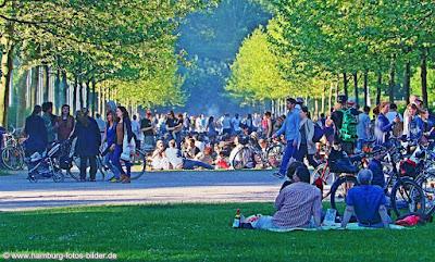 Kostenlos Konzerte im Hamburger Stadtpark erleben
