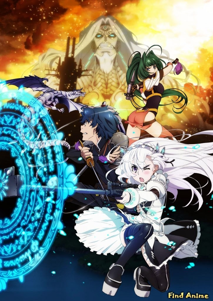 Hitsugi no Chaika: Avenging Battle / 棺姫のチャイカ AVENGING BATTLE