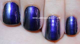 LuminousLacquer.com - China Glaze - Shape Shifter