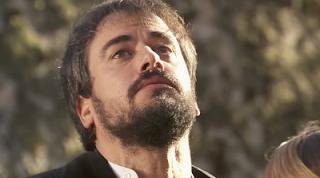 Olmo Mesia muore a Il segreto