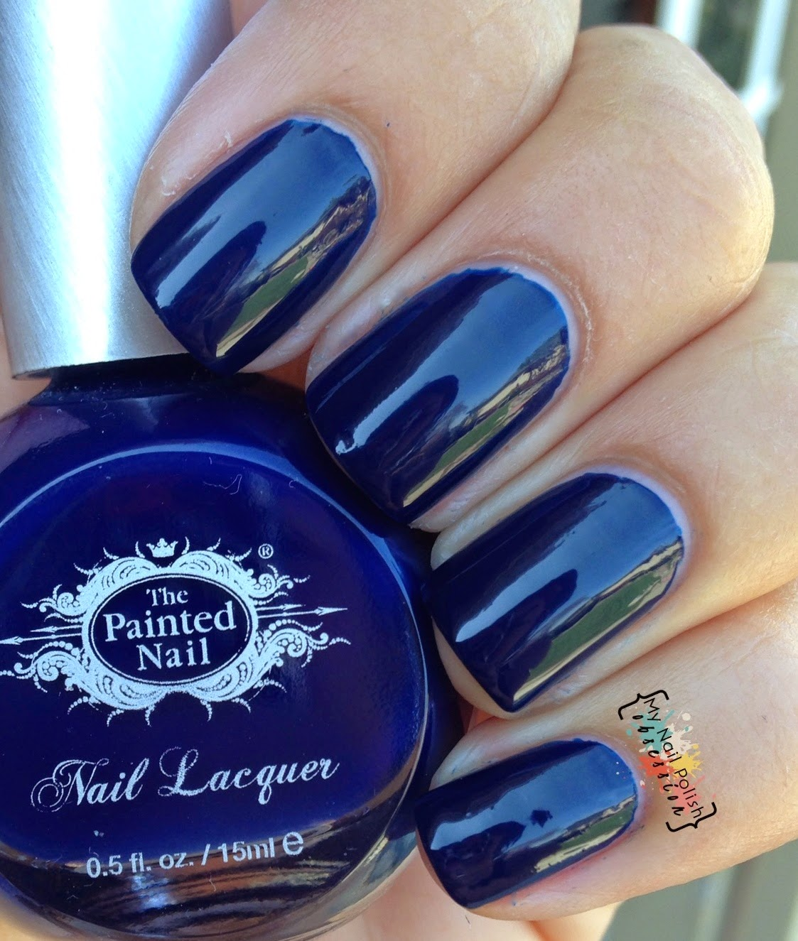 The Painted Nail Marie-Claire