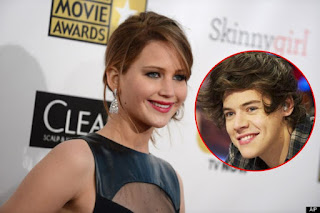 Does Harry Styles want to date Jennifer Lawrence?