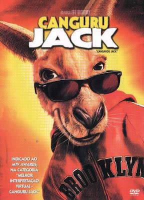 Filme Canguru Jack   Dublado