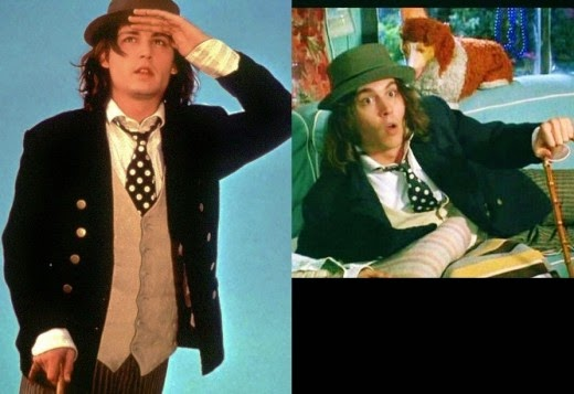 How to dress like Sam from Benny and Joon