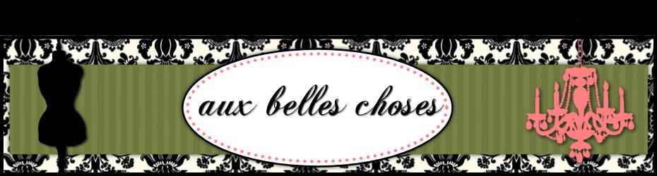 Aux Belles Choses