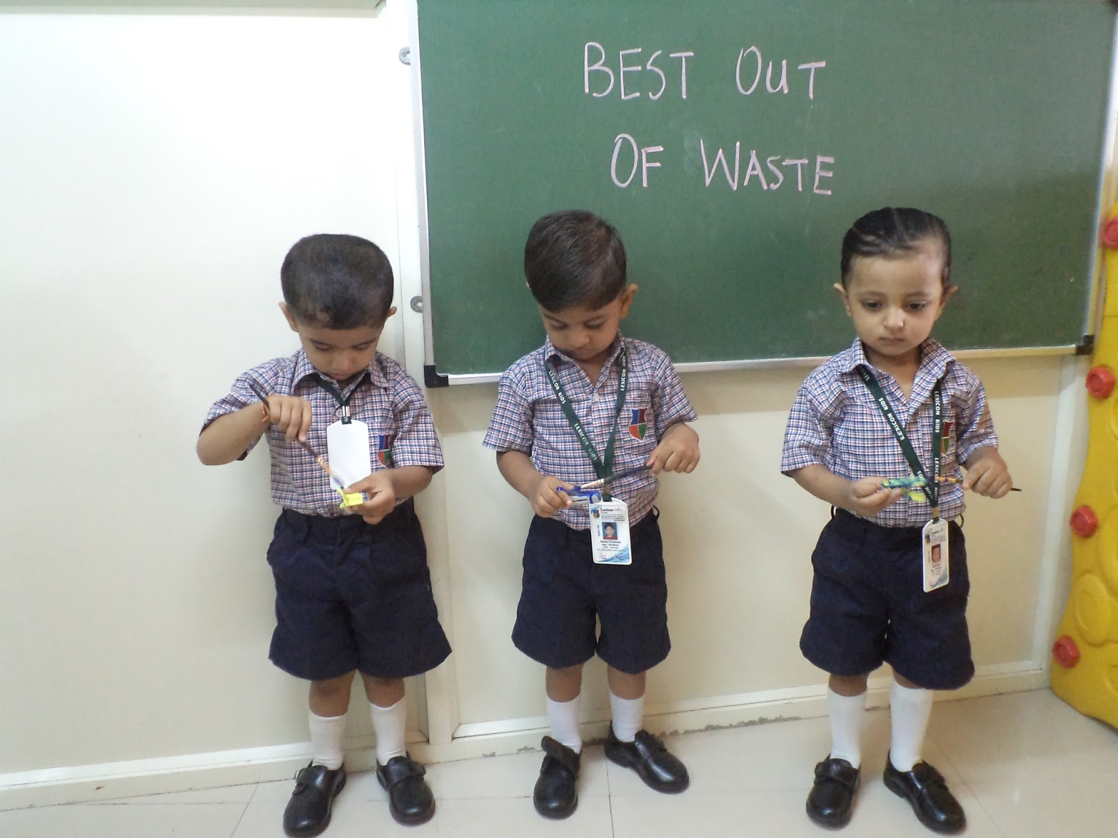 Best out of waste kharadi for What is best out of waste