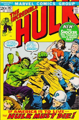 Incredible Hulk #147, Leader