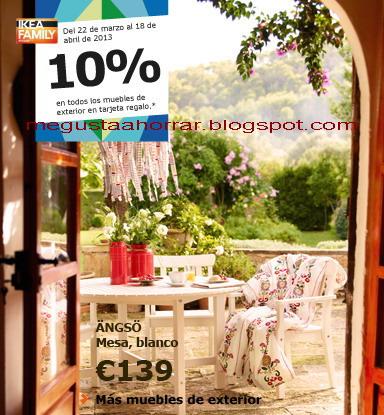 Me gusta ahorrar 10 en muebles de exterior en ikea - Muebles de exterior ikea ...