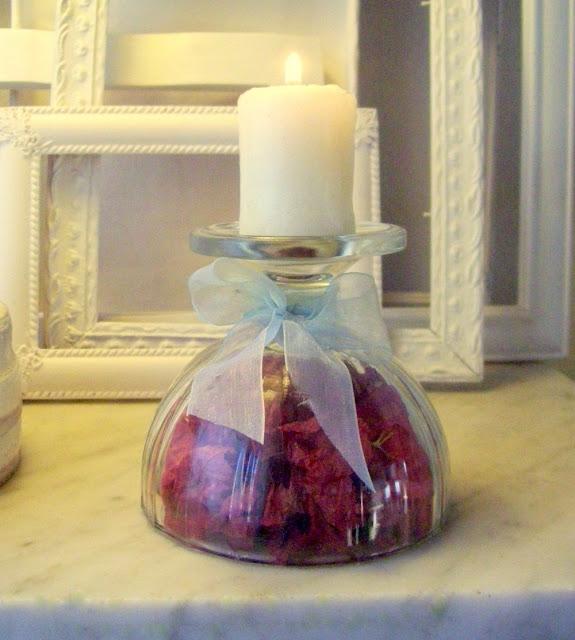 Manualidades con flores secas y prensadas Myba - Fotos De Arreglos Con Flores Secas