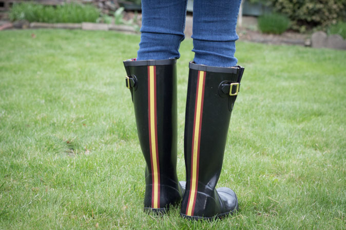 Joules Posh Premium Welly Review - A Lovely Allure