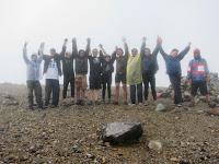 at Mt. Kanlaon summit, mt kanlaon mapot trail, mt kanlaon mananawin trail, highest peak visayas, mt kanlaon negros oriental