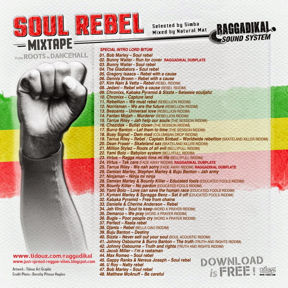 soul rebels the rastafari Previous article in issue: cowboys & cultivators: the chinese of inner mongolia burton pasternak and janet w salagg previous.