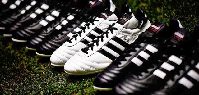 adidas lanza una edición especial y limitada del botín de fútbol más  exitoso de la historia  el Copa Mundial. f8af0cbb2e971