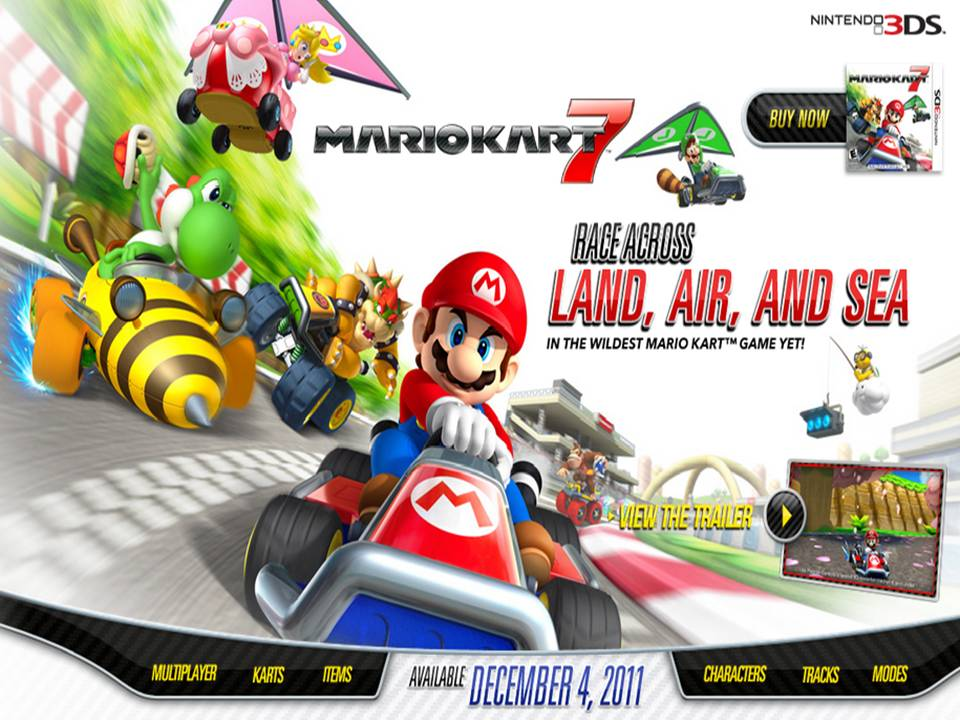 gallery for mario kart 7 wallpaper