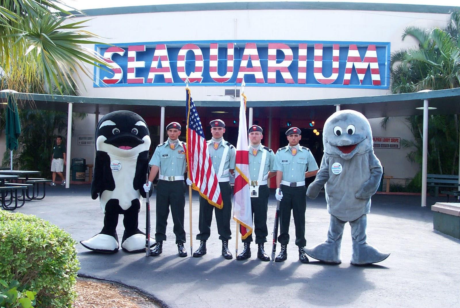 Seaquarium discount coupons