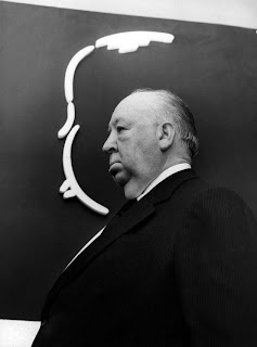 La silueta de Hitchcock