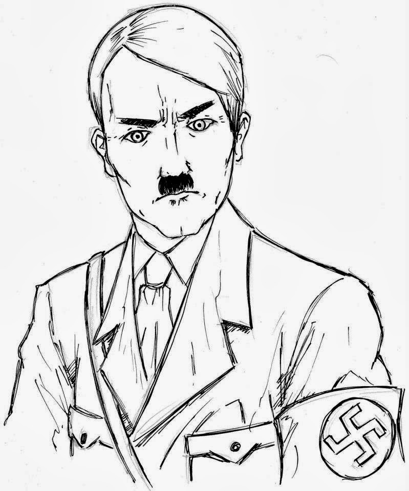 nazi coloring pages - photo#4